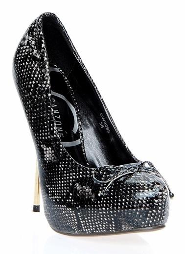 Canzone Ayakkabı Siyah